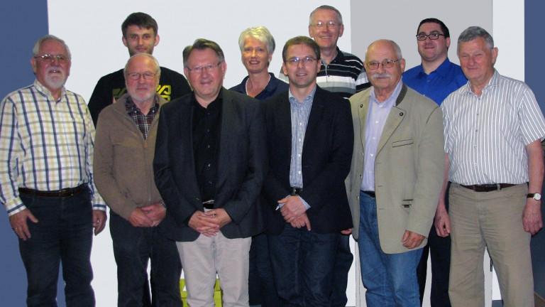 Erweiterter Vorstand 2016