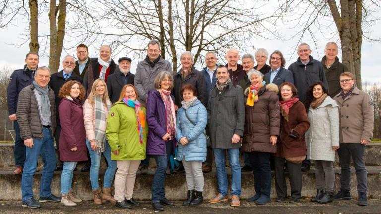 Kandidatenliste Gemeinderat